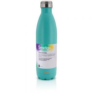 Smidge Insulated Bottle Aqua 750ML