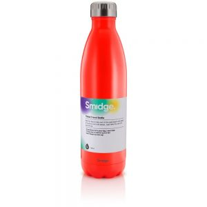 Smidge Insulated Bottle CoraL 750ML