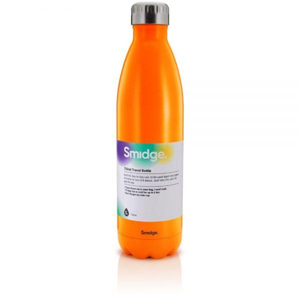 Smidge Insulated Bottle Citrus 750ML