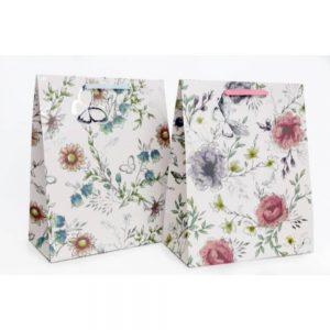 33x26.7cm Secret Garden Gift Bag