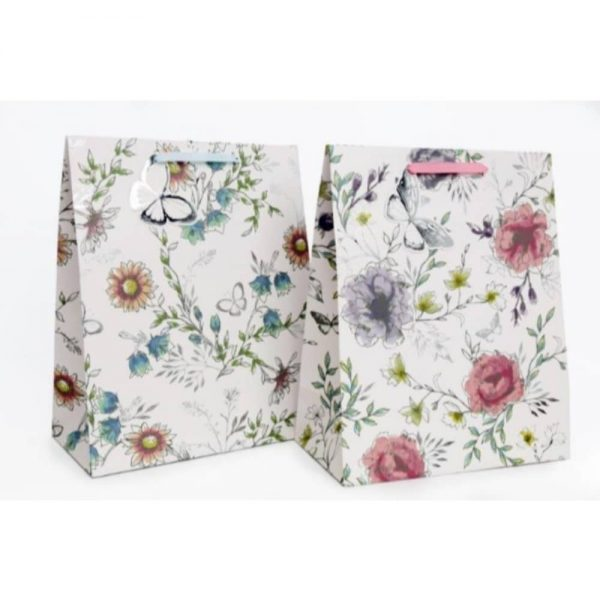 33x26.7cm Secret Garden Gift Bag