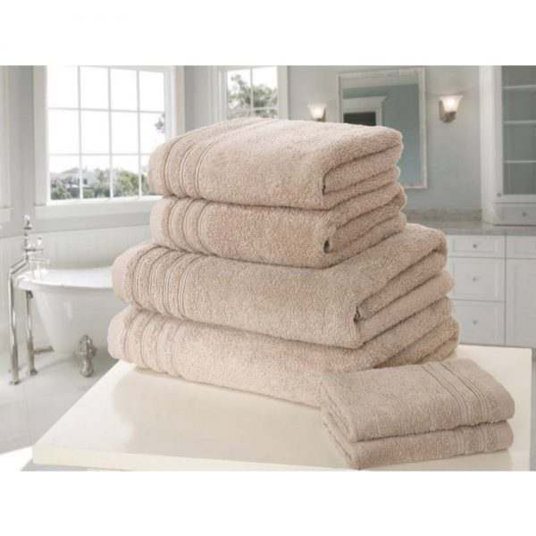 Taupe So Soft Towel
