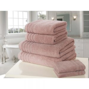 Dusky Pink So Soft Hand Towel