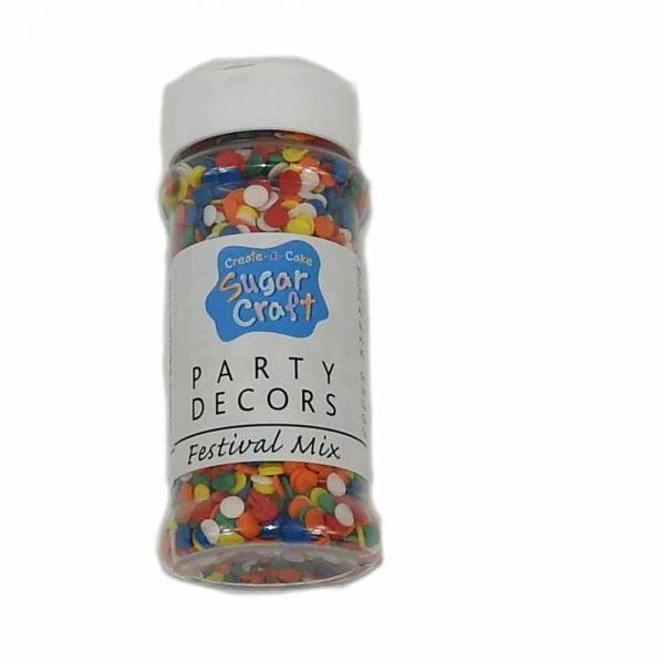 Party Decors Festival Mix 73g