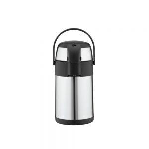 Grunwerg Stainless Steel 2.5L Vacuum Air Pot
