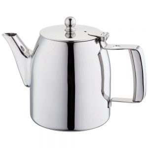 Stellar Stainless Steel Continental 2 Cup Teapot