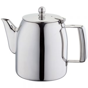 Stellar Stainless Steel Continental 4 Cup Teapot