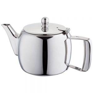 Stellar Stainless Steel Traditional 2 Cup Teapot