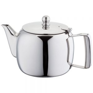 Stellar Stainless Steel Traditional 4 Cup Teapot