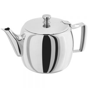 Stellar Stainless Steel Traditional 8 Cup Teapot