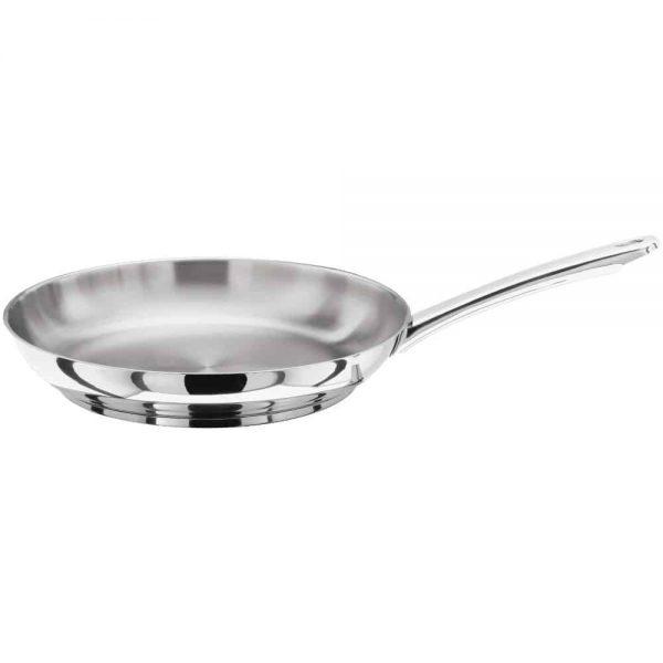 Stellar 1000 Stainless Steel 26cm Frying Pan