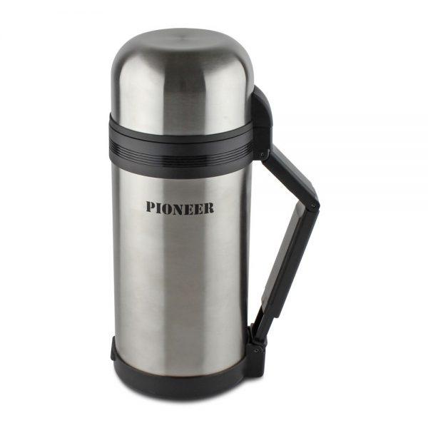 Grunwerg Pioneer 1.5L Stainless Steel Vaccum Flask
