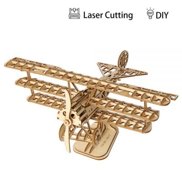 Bi-Plane DIY Model