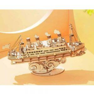 Cruise Ship DIY Model