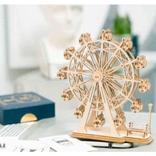 Ferris Wheel DIY Model