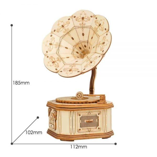 Gramophone DIY Model