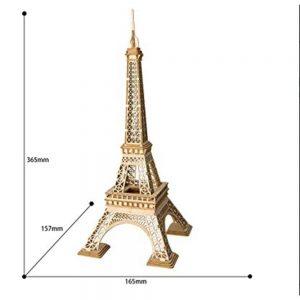 Eiffel Tower DIY Model
