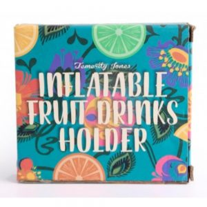 Fruit Inflatable Drink Holder