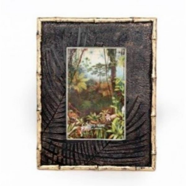 4x6in Bamboo Photo Frame
