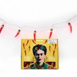 Frida Kahlo Chilli Lights