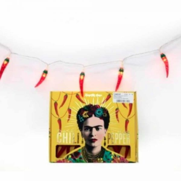 Frida Kahlo Chilli Lights