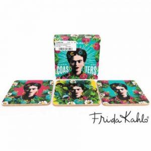 Frida Kahlo Coaster Pack of 6