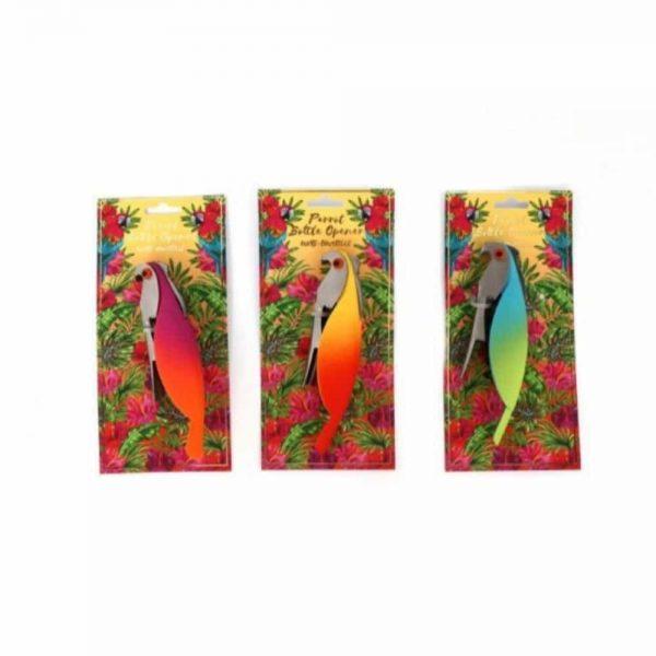 13x3cm Parrot Bottle Opener
