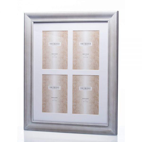 Eva Grey Frame 4 5x7in