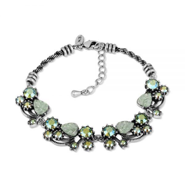 Vintage Leaf Bracelet