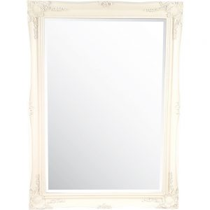 Swept Cream Mirror 60x90cm