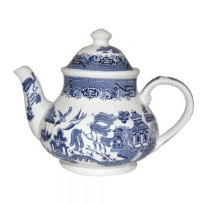 Blue Willow Teapot 1.2L