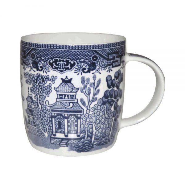 Blue Willow Dream Mug