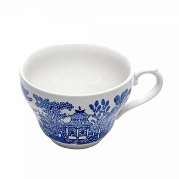 Blue Willow Tea Cup 200ml