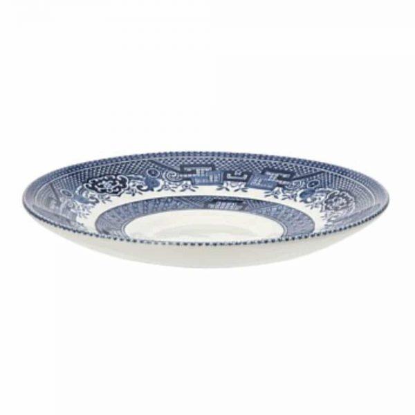 Blue Willow Tea Saucer 14cm