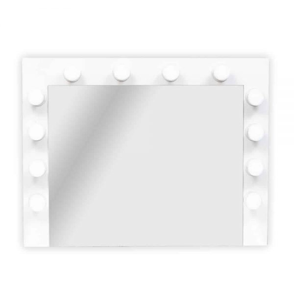 Lights Wall Mirror 78 x 60cm