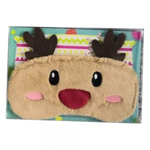 Christmas Reindeer Eye Mask