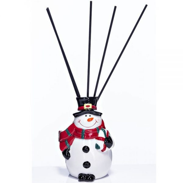 Snowman Aromatherapy Diffuser Height 12cm