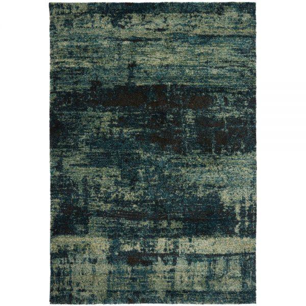 Yale Gabbeh style Rug 120x170cm YA06 Ocean