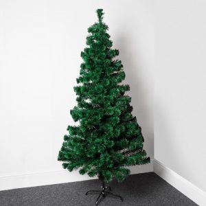Green 800 Tip Artificial Christmas Tree 2.1m