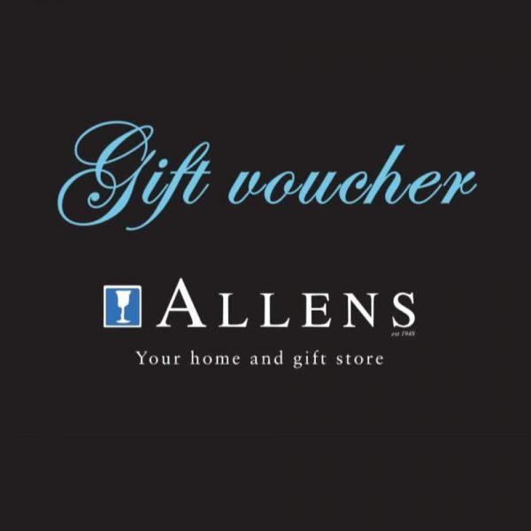 Allens Gift Voucher