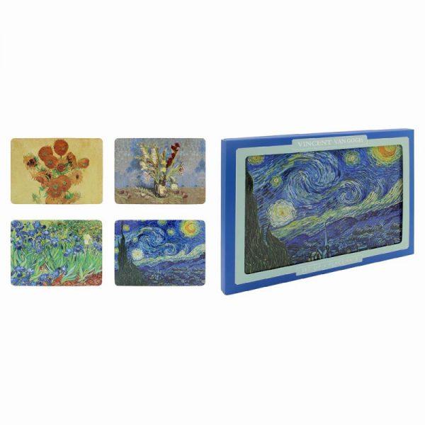 Van Gogh Placemats Set of 4