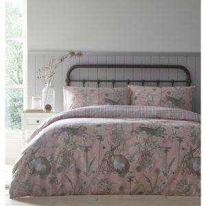 Blush Pink meadow Rabbit