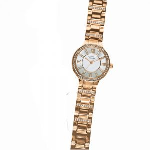 Bailey and Brooke Continuance Rose Gold Ladies Watch