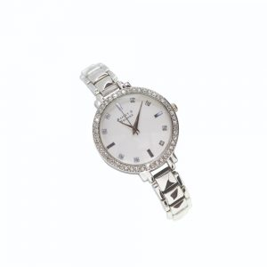 Bailey and Brooke Life Silver Ladies Watch