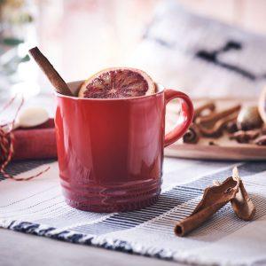 Le Creuset Mug Cerise 0.35L