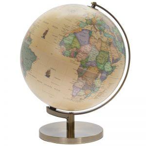 Vintage Light Up Globe