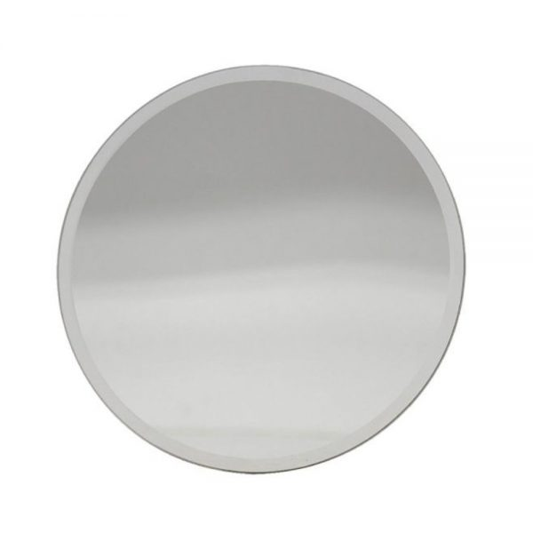 Mirror Candle Plate 15cm