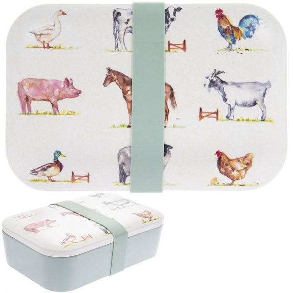 Countrylife Farm Bamboo Lunch Box