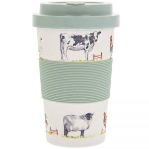 Countrylife Farm Bamboo Travel Mug