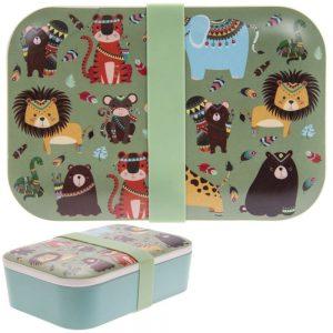 Bamboo Jungle Lunch Box